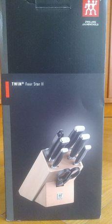Zwilling Zestaw 5 noży Twin Four Star II