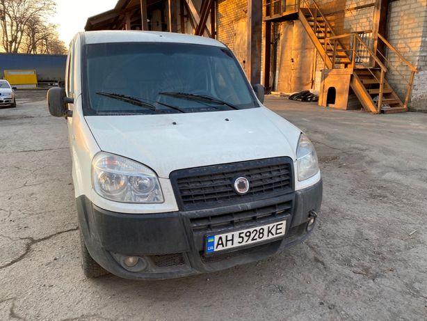 Продам Fiat Doblo 1.3 2009 Грузовой