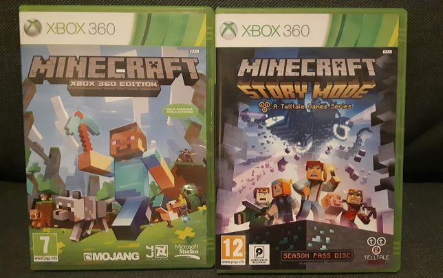 Gra Minectraft na Xbox 360