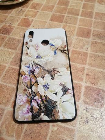 Чехол на телефон Huawei P smart +, 2018