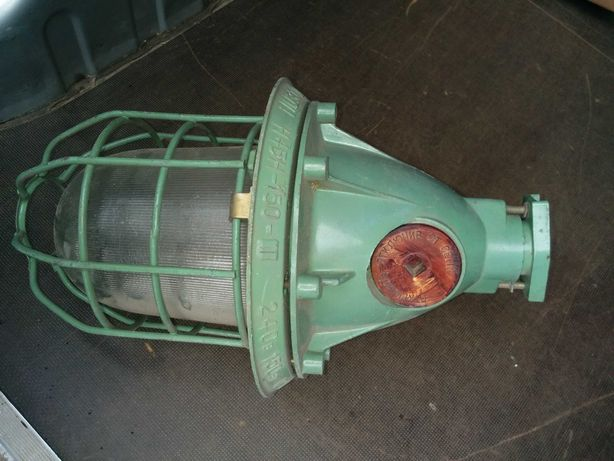 Светильники взрывозащищенные. ВЗГ-200, OMR-250, НСП 23-200, НЧБН-150 и