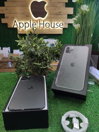 IPhone  11 Pro Max 256 space gray Neverlock Гарантия до 12 мес Магазин