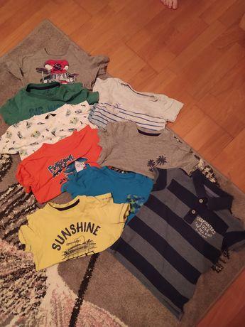 T-shirt 86-92 chłopiec