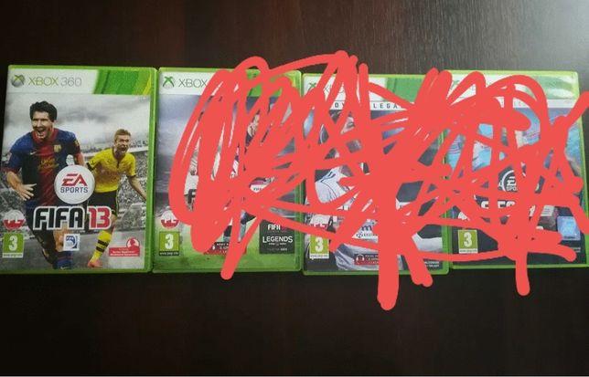 Gry na Xbox 360 FIFA