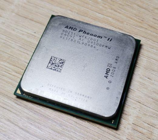 Procesor AMD Phenom II X2 550