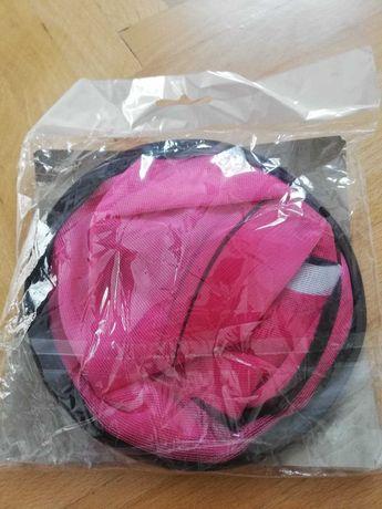 osłona do szyby auta - różowa, dla dzieci :)
