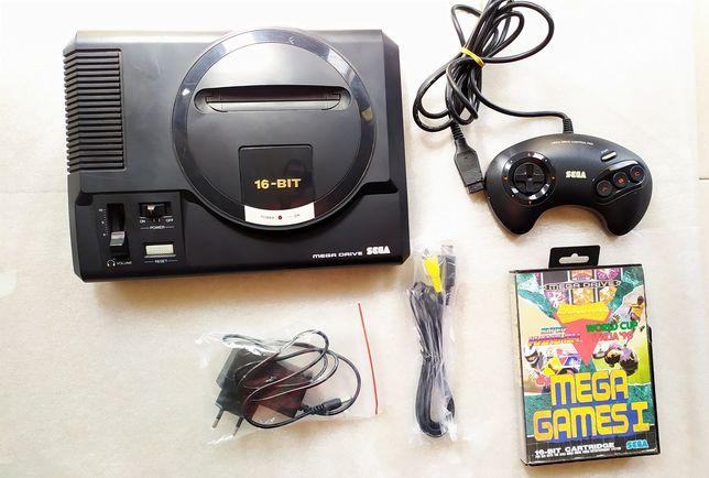 Sega Mega Drive,