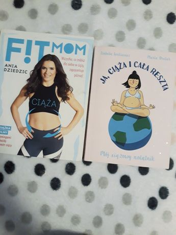 Książki o ciąży