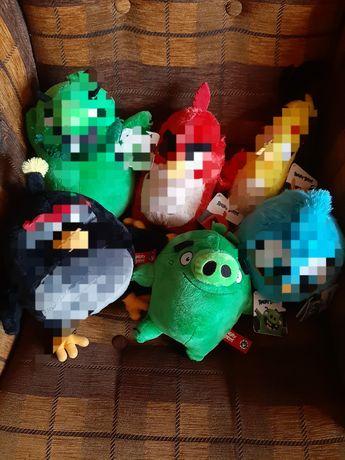 Pluszaki Maskotki Angry Birds Nowe