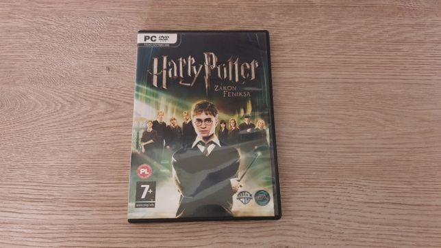 Harry Potter i Zakon Feniksa Gra PC