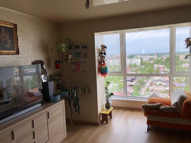 Продам элитную 4-х комнатную панорамную квартиру с автономным отоплен