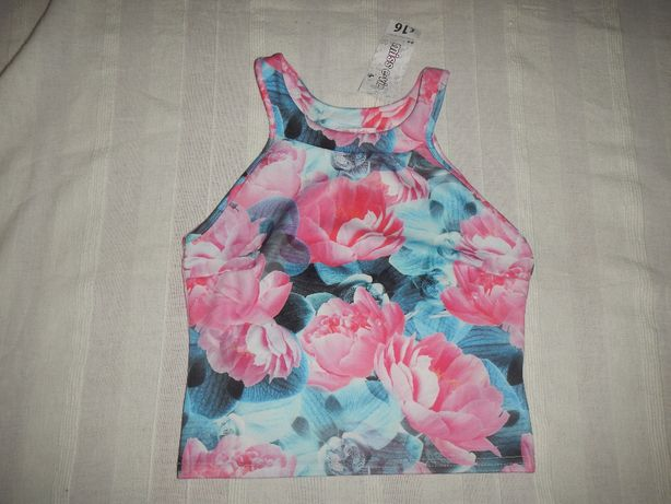 блуза Miss E-Vie р.158-164см(13-14лет)
