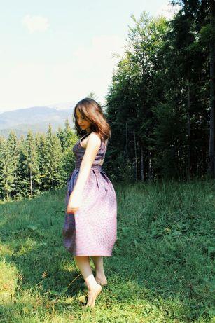 Сарафан - плаття бренду Vovk