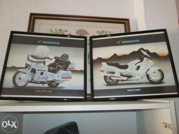 quadros com motas