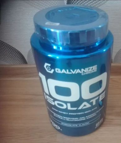 Galvanize Chrome 100 Isolate 700g - izolat białaka