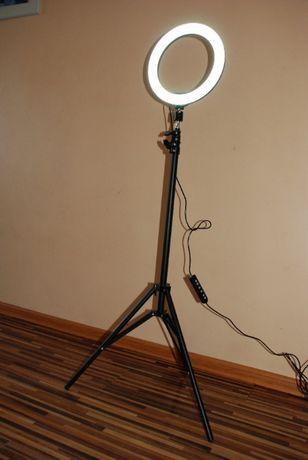 Яркая Кольцевая Лампа LED 26 см.. ДЛЯ РЕБЕНКА, визажистам, блог