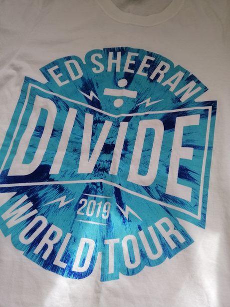 Футболка с принтом Ed Sheeran