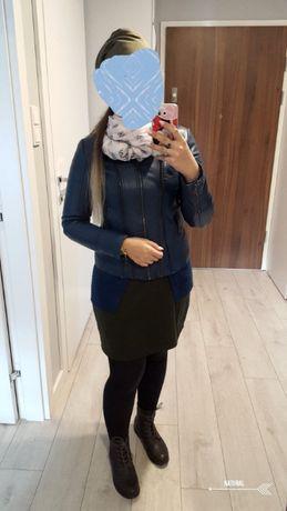 Kurtka Laura JO, ramoneska skórzana M
