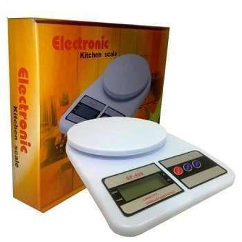 Balança Digital Sf-400 Alta Precisão Eletrônica 1g A 7 Kg