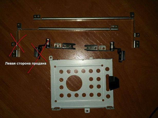 Правая петля крышки нетбука Asus Eee PC 1001PX.