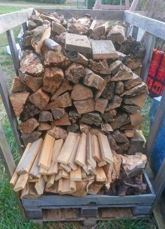 Drewno na opał pocięte 0,65 m3