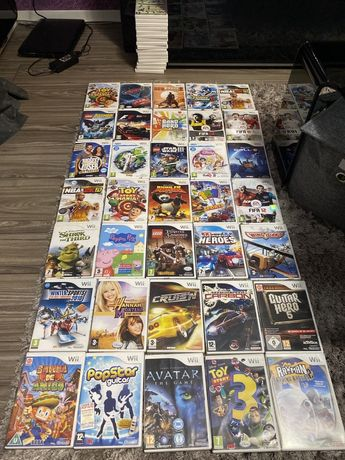 Pakiet gier Nintendo Wii fifa nba