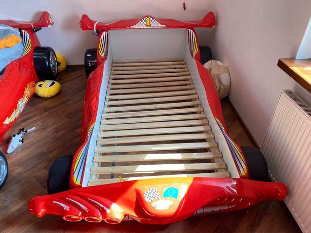 Łóżko dziecięce formuła 1