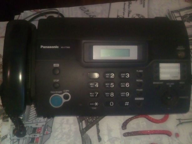 Продам факс Panasonic КХ-FT932 Б/В
