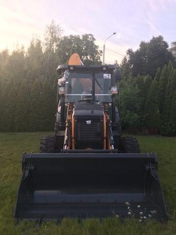 Nowa koparko-ładowarka CASE 851 EX 2021 rok.