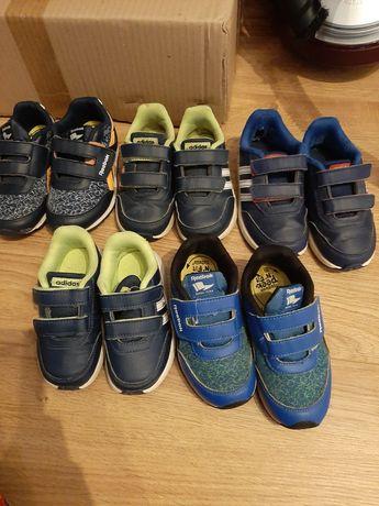 Adidasy chłopięce 25, 26