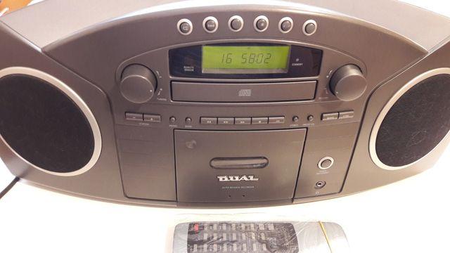 Radiomagnetofon- cd Dual