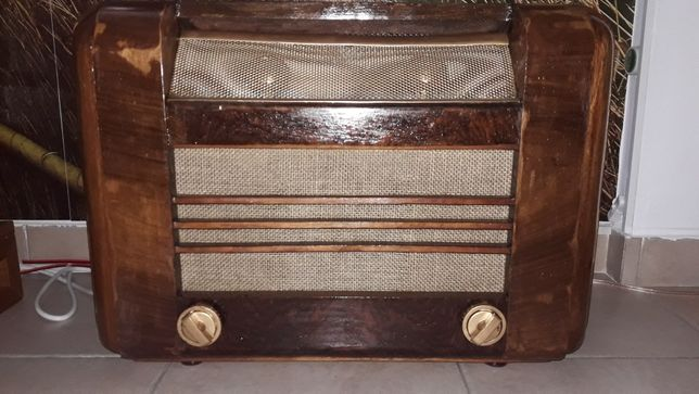 Coluna central /rádio vintage