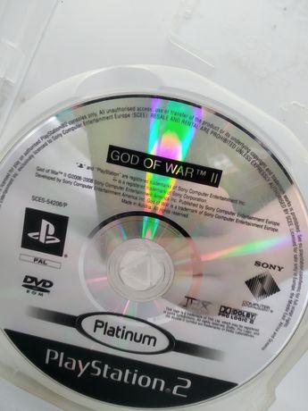Gra ps2 God of War 2