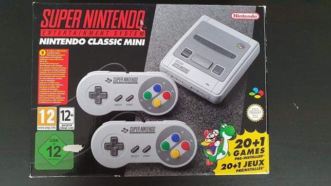 Konsola Nintendo Snes Mini