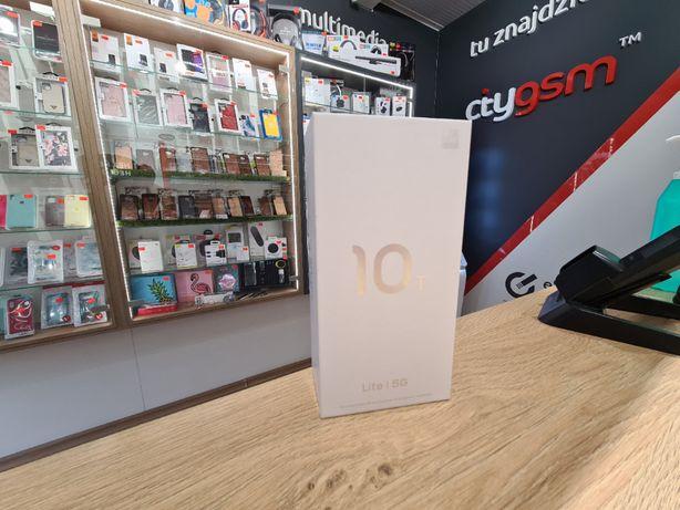 Nowy Xiaomi Mi 10T Lite 6GB/64GB Pearl Gray Sklep Kraków Szkło Gratis!