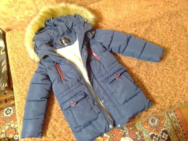 Курточка- зима 32р.