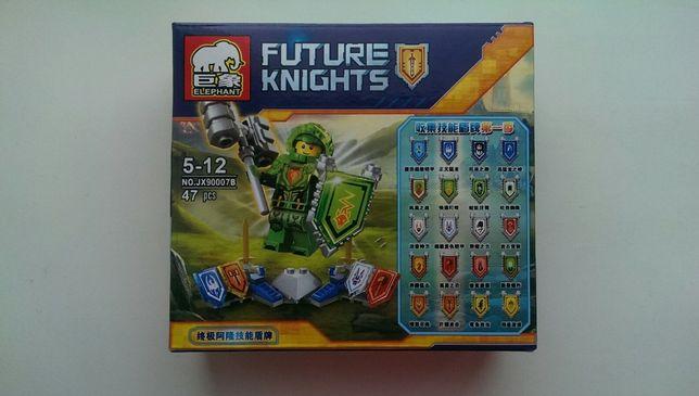 Конструктор аналог Lego Нексо найтс NEXO KNIGHTS 70332 Абсолютная с