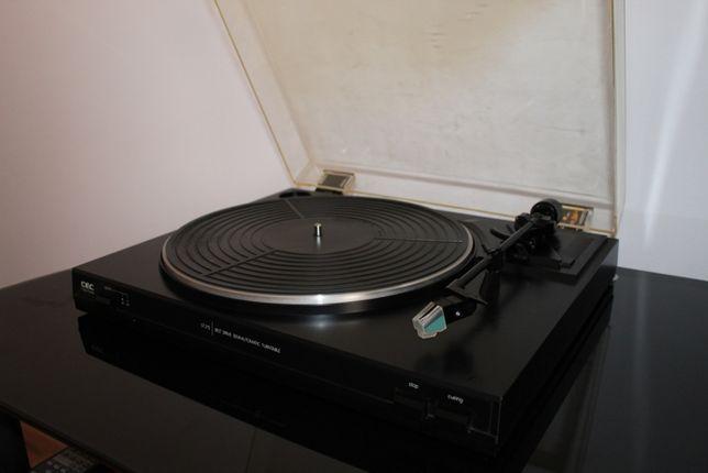 C.E.C. Chuo Denki ST215 Gramofon adapter Japan na płyty winyle Wysyłka