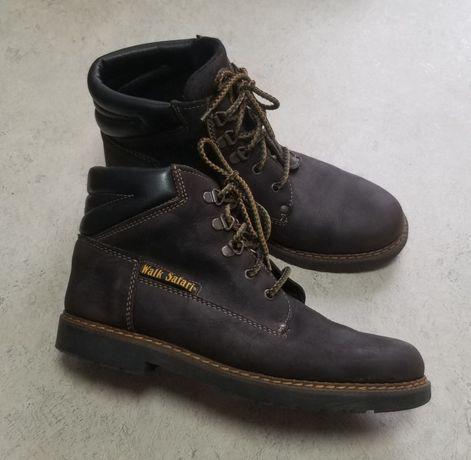 Ботинки мужские 39 Walk Safari кожа