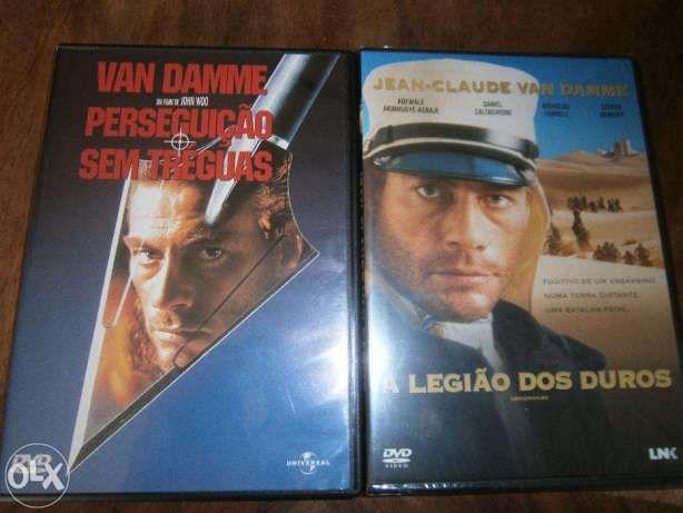 Colecção de 10 DVD l Van Damme