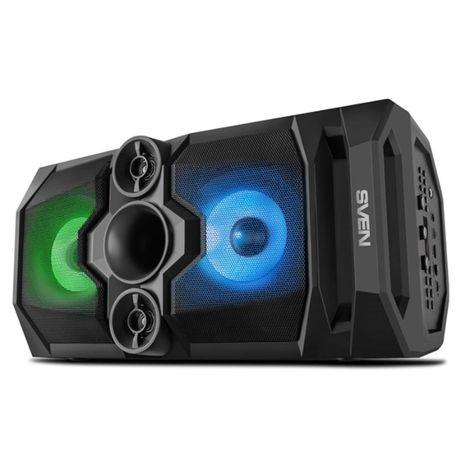 Портативная магнитола Sven PS-650 Black, акустика колонка 00410094