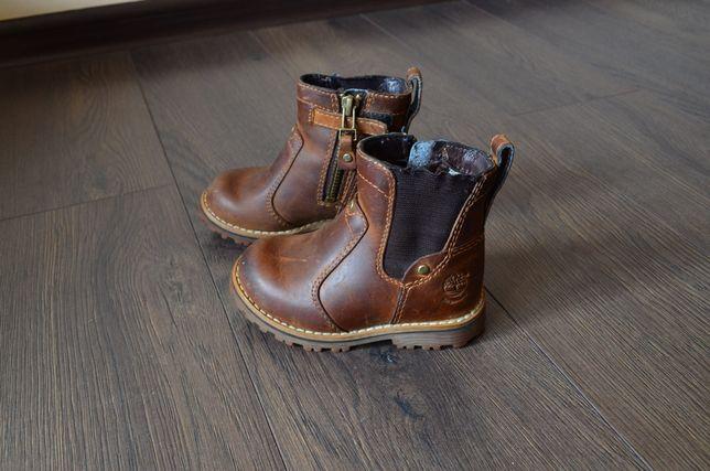 демисезонные ботинки сапоги timberland,оригиналы ,натуральная кожа . 3