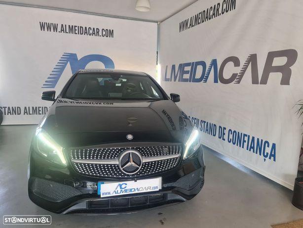 Mercedes-Benz A 200 d AMG Line Aut.