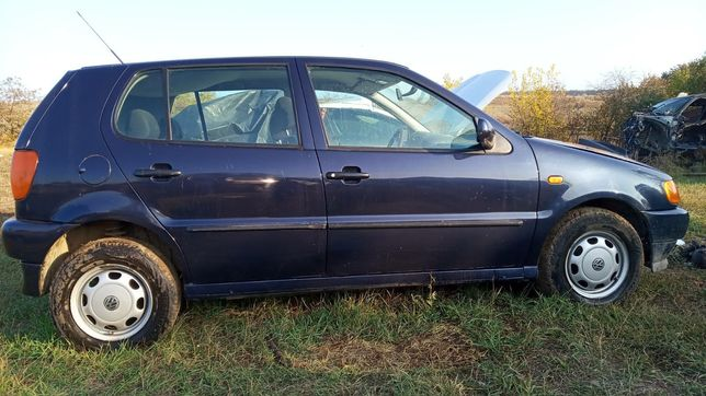Разбор Volkswagen Polo 3 1,4 aвтомат 1997 год