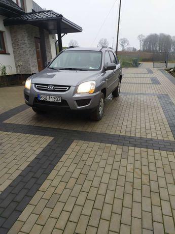 Kia Sportage 2009 r 2.0 140 km 4x4