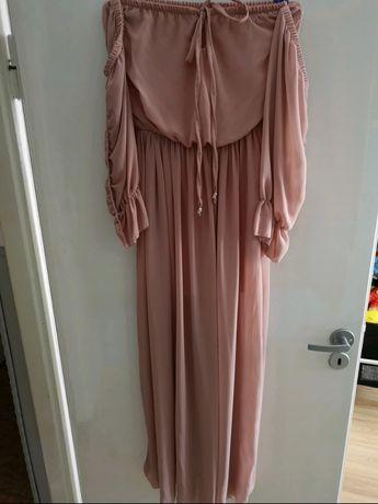 Sukienka zwiewna długa