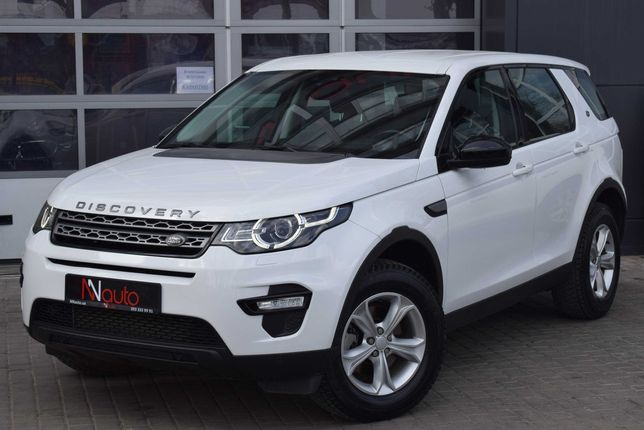 Land Rover Discovery Land Rover Discovery Sport