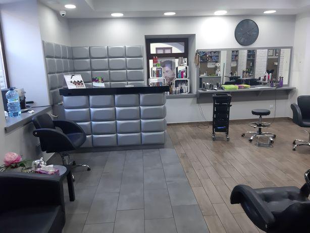 Sprzedam salon fryzjersko-kosmetyczny kosmetyczny 98m2