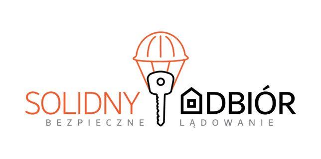 Odbiór Mieszkania , Obiór Domu , Inspektor budowy, kontrola techniczna