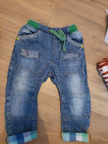 spodnie dzinsowe next rozmiar 92